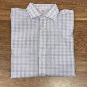 Brooks Brothers Traditional Fit L/S Dress Shirt L